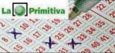 loteria primitiva del jueves 13 de abril de 2017