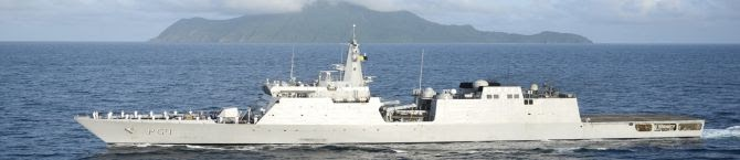INS Kochi Reaches Saudi Arabia For Maiden Naval Exercise Between The Two Countries