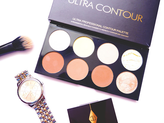 Makeup Revolution Ultra Contour Palette Review Swatches