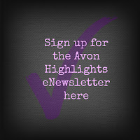 sign up for Avon eNewsletter