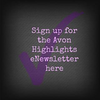 Sign up for Avon email newsletter