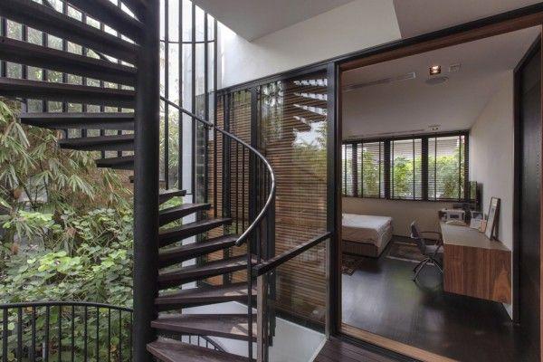 staircase design in revit
