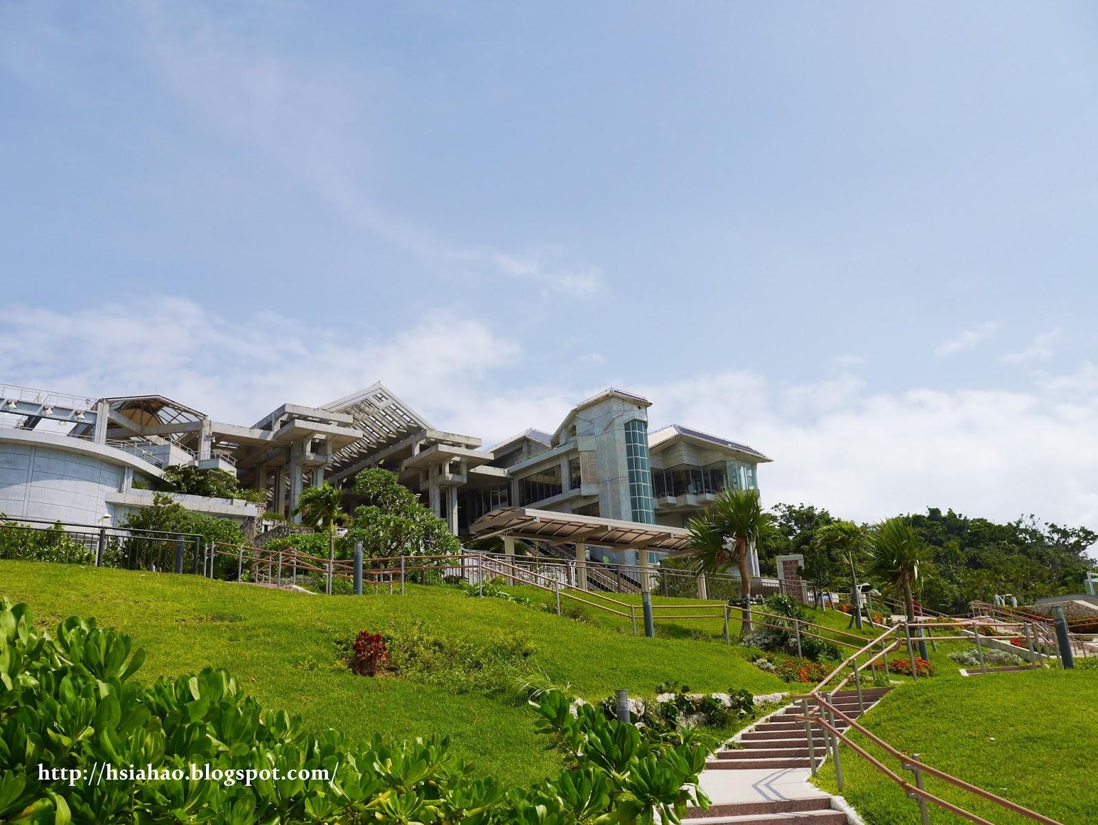 沖繩-海洋博公園-美麗海水族館景點-自由行-旅遊-旅行-okinawa-ocean-expo-park-Churaumi