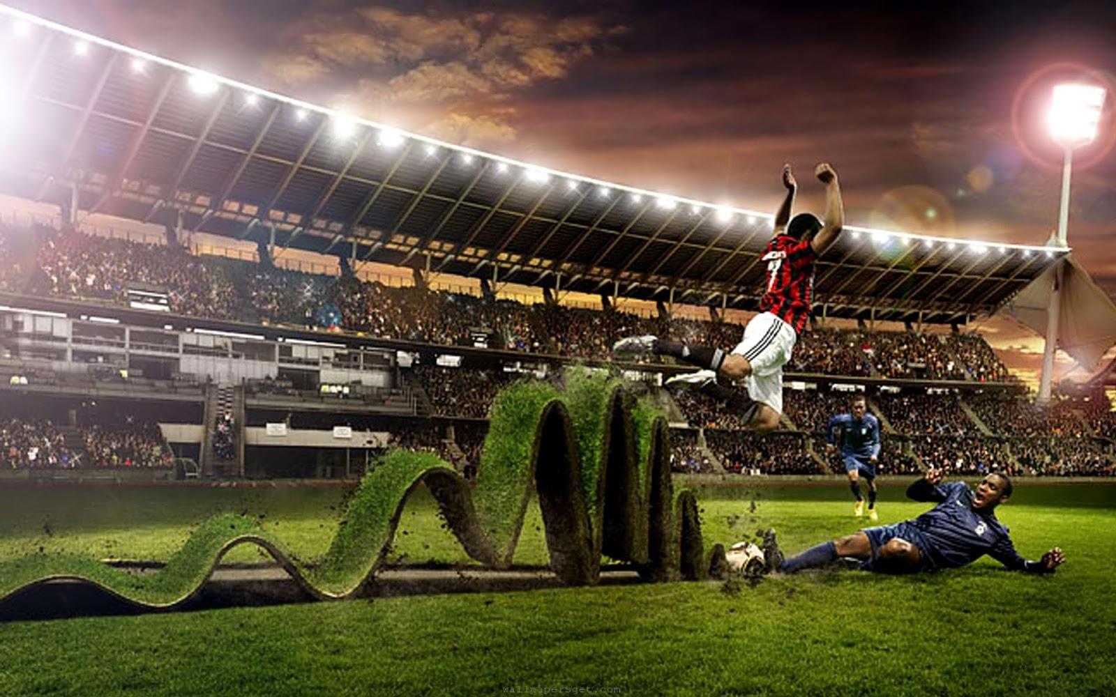 Football Hd Wallpapers: NEW FOOTBALL HD WALLPAPERS