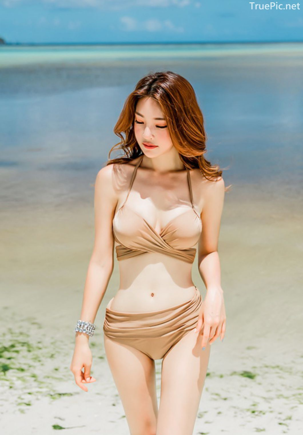 Park Jeong Yoon - Geullaemrouge Gold Bikini - Korean model and fashion - Picture 9