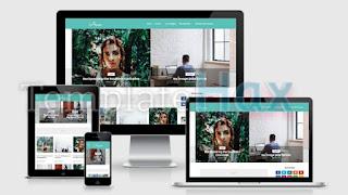 Aeon Premium Blogger Template