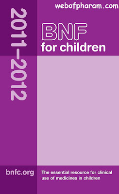 BNF for Children 2011-2012 (British National Formulary)