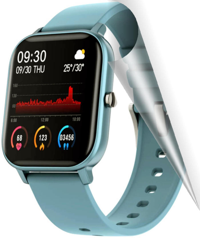 Fire Boltt smart watch is equipped with many features
