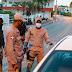 """Aumentan los detenidos en Nagua mediante """"Toque de Queda"""""""