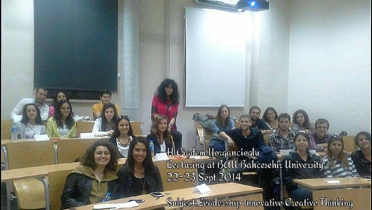 Bahcesehir University Conferencing