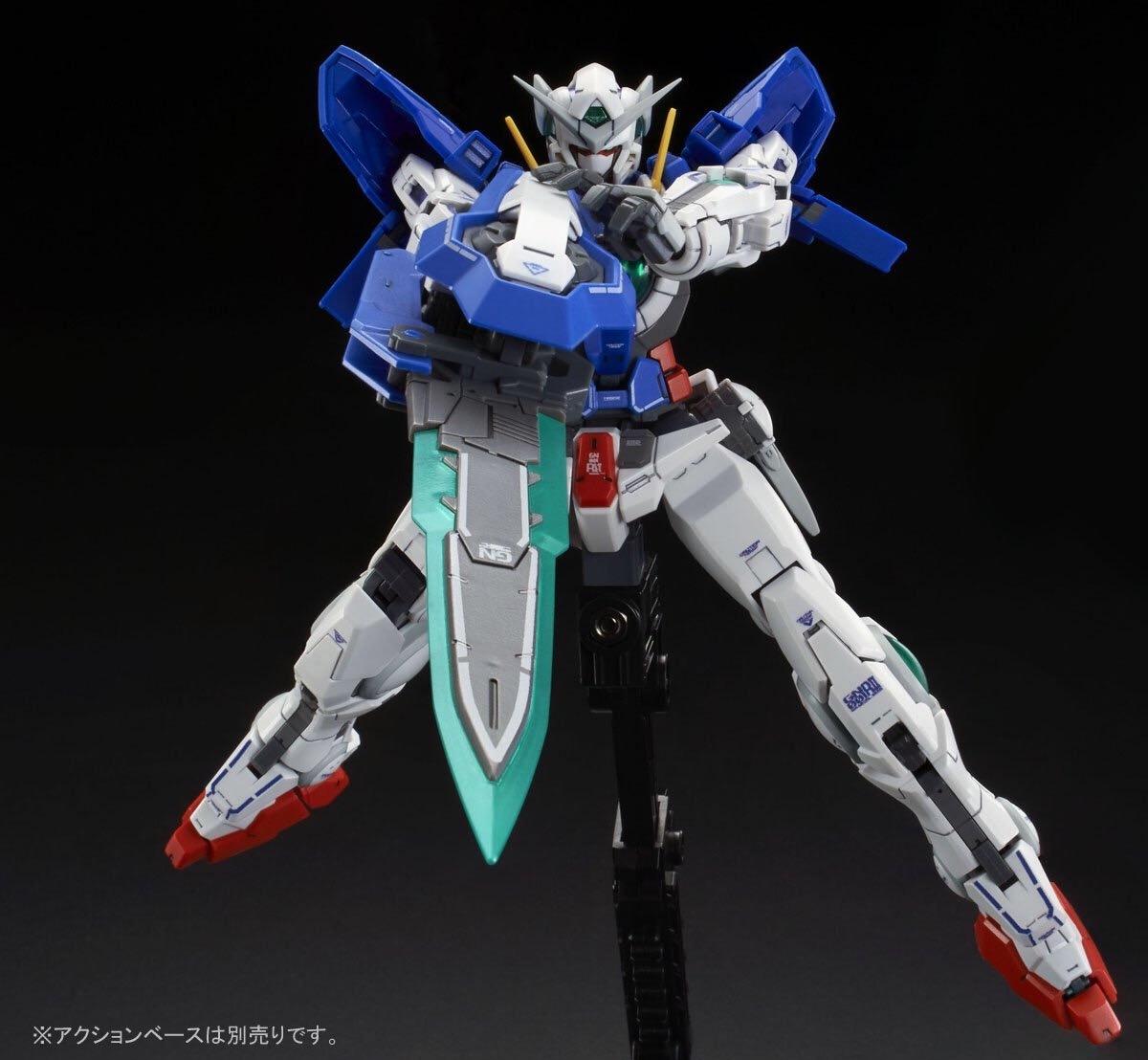 GUNDAM GUY: MG 1/100 Gundam Exia Avalanche Dash - Custom Build  |Gundam Exia