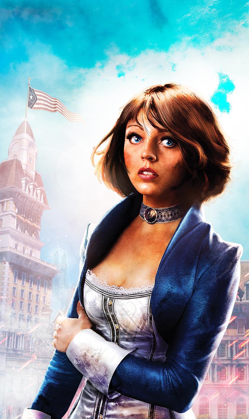 Vg block noticias de videojuegos top 10 chicas en los - Bioshock wikia ...