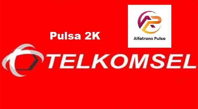 Harga Pulsa 2K Telkomsel Paling Murah