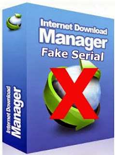 Cara Alternatif Mengatasi IDM Fake Serial Number