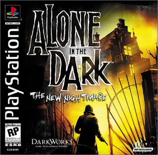 Alone In The Dark Collection (PS1)