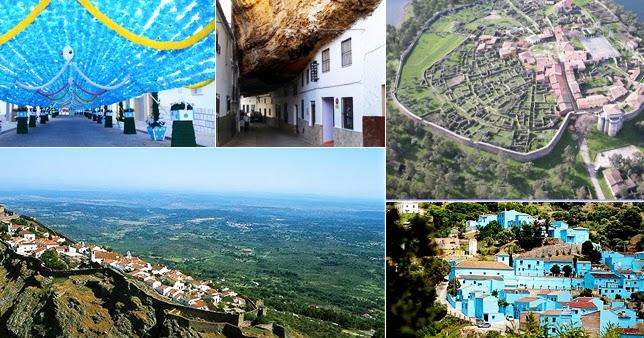 Viajero turismo 5 pueblos originales que hay que visitar for Alojamientos originales espana