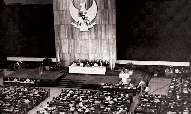 Sejarah Pembentukan Lembaga Pemerintahan di Berbagai Daerah