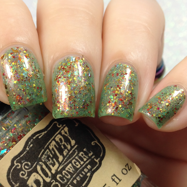 Poetry Cowgirl Nail Polish-The Great Magician