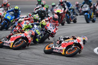 Moto GP di Sepang