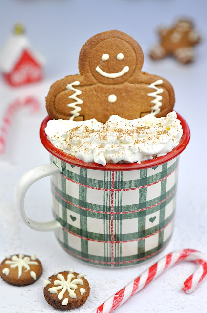 Gingerbread Man Saludable