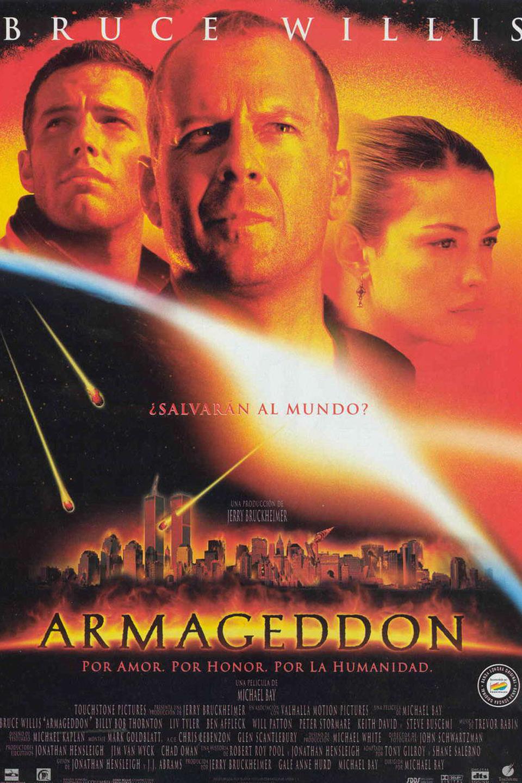 Resultado de imagen de Armageddon (1998) BDRIP