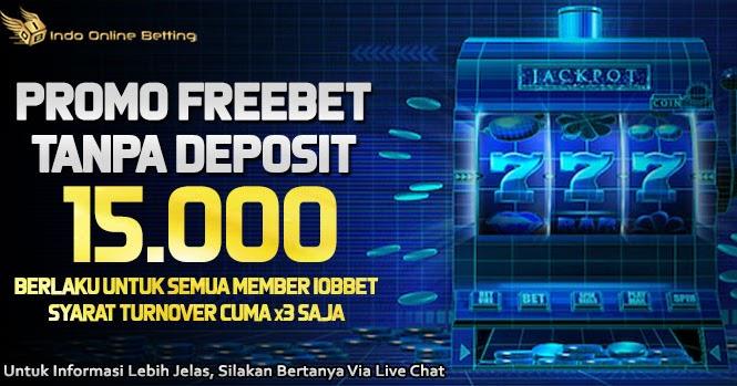 Promo Freebet Slot Member Baru Tanpa Deposit 2021