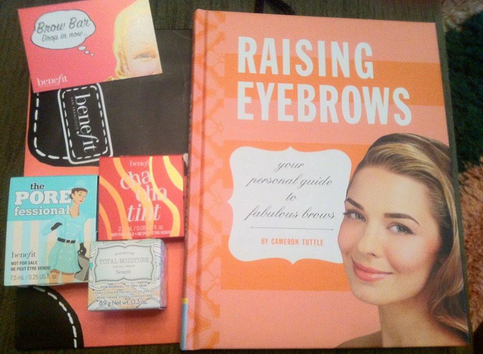 EVERGREEN LOVE: Raising Eyebrow Book Launch & Brow Shaping ...