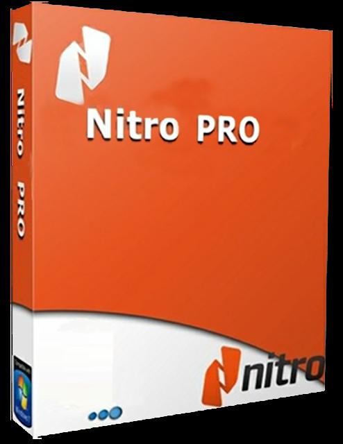 افضل محول صيغ PDF برنامج Nitro Pro 2021