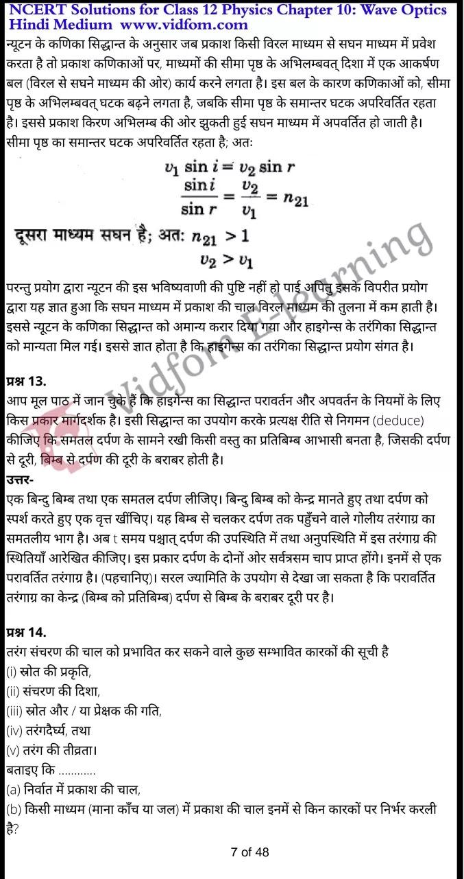 class 12 physics chapter 10 light hindi medium 7