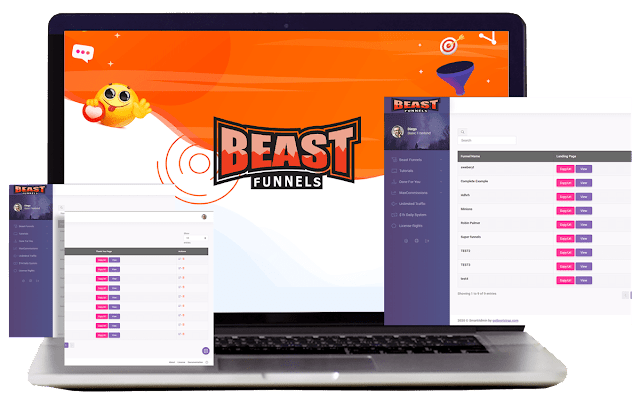 [GIVEAWAY] Beast Funnels [Free Traffic & Profits Without Killing Yourself?]