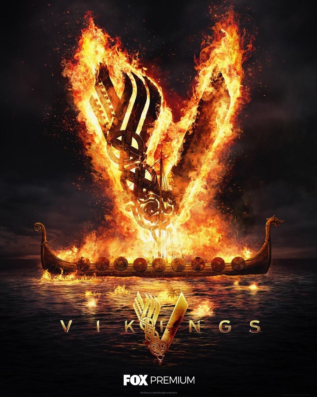 Vikings - Final da última temporada chega ao FOX Premium 2