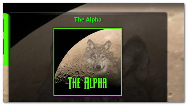 The Alpha Addon
