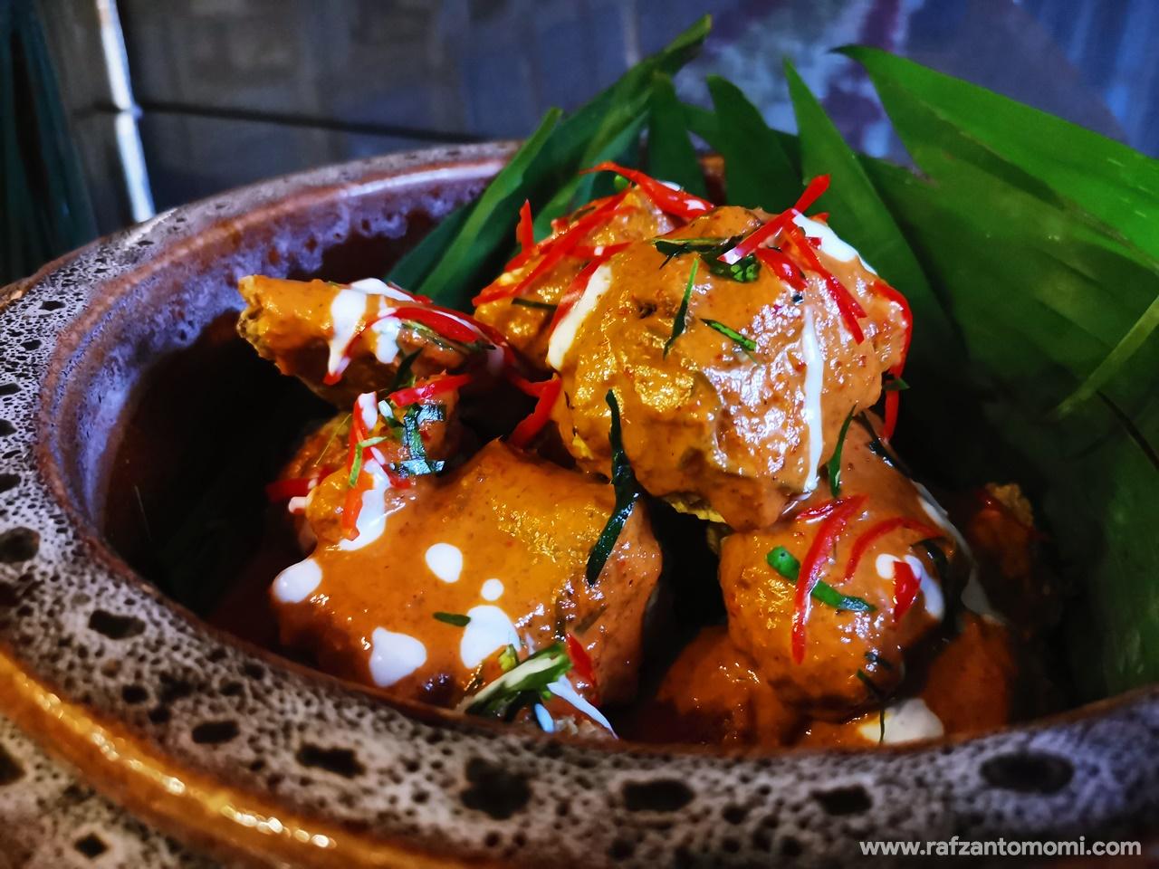 Jom Cuba Hidangan Tantalisingly Thai Di Nook, Aloft Kuala Lumpur Sentral