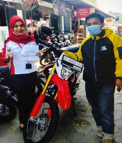 Motor Motor Honda Garut