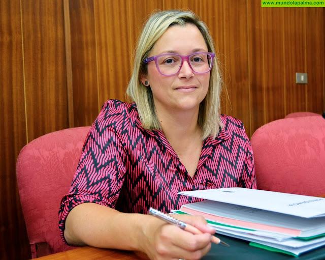 El gobierno insular establece como prioridad la reorganización de los recursos humanos del Cabildo de La Palma