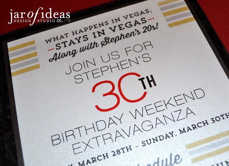 Velvet Wedding Invitations: Jar Of Ideas: Black Velvet Vegas Invitations