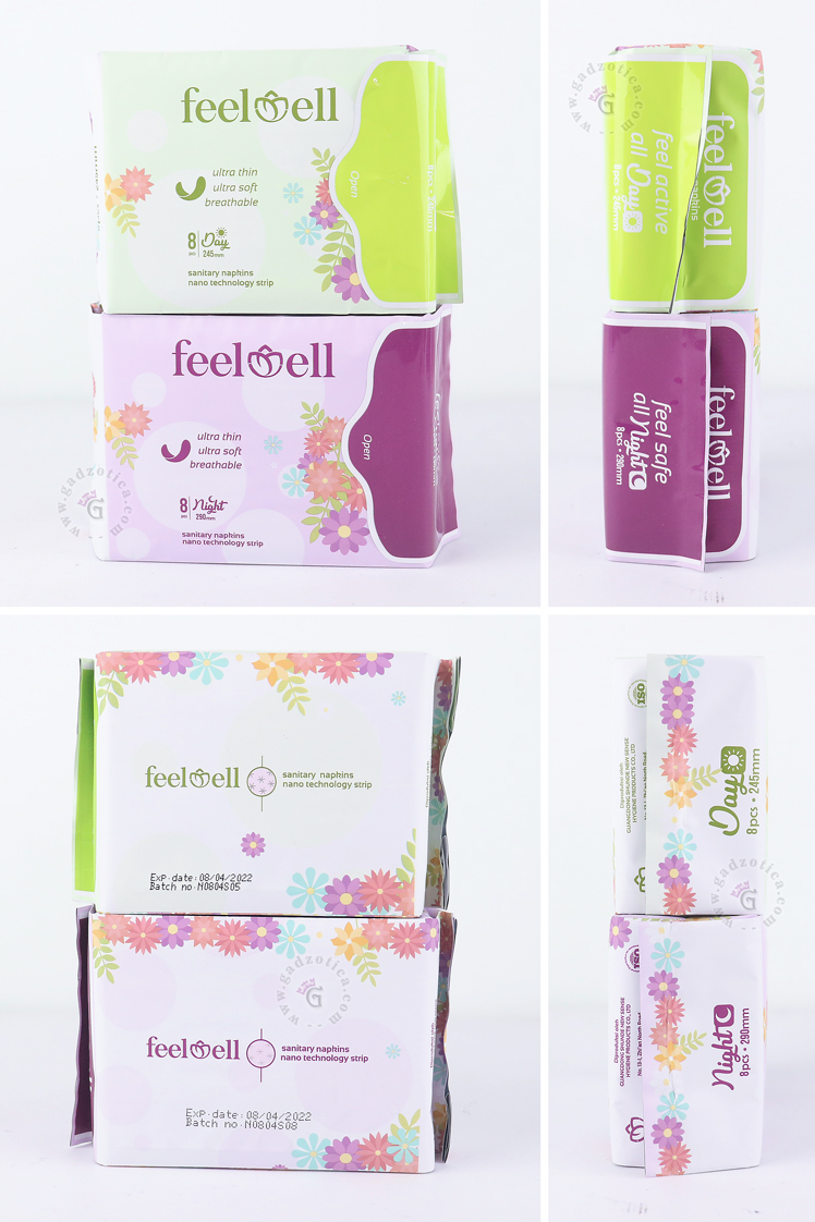 Review Pembalut FeelWell