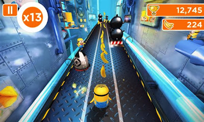 Despicable Me: Minion Rush for Windows Phone