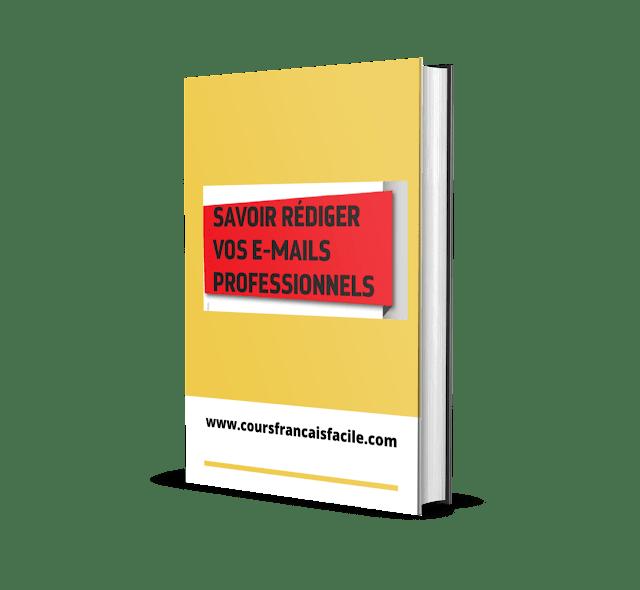 Savoir rédiger vos emails en français  PDF