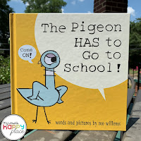beginning of the year read alouds - The Pigeon Has to Go to School!