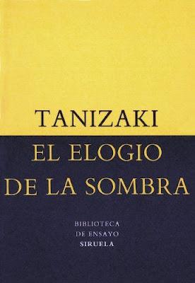 Reseña: El elogio de la sombre- Junichirô Tanizaki