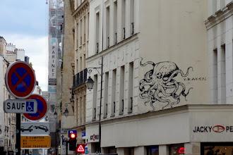 Sunday Street Art : Kraken - rue du Temple - Paris 3