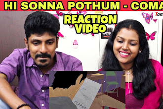 Hi Sonna Pothum - Comali - Song video reaction & review