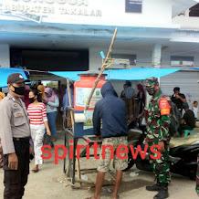 Sinergitas TNI-Polri Dalam Pelaksanaan Tugas Di Lapangan