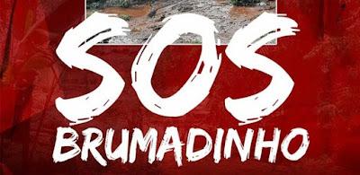 Saiba como ajudar vítimas da tragédia em Brumadinho