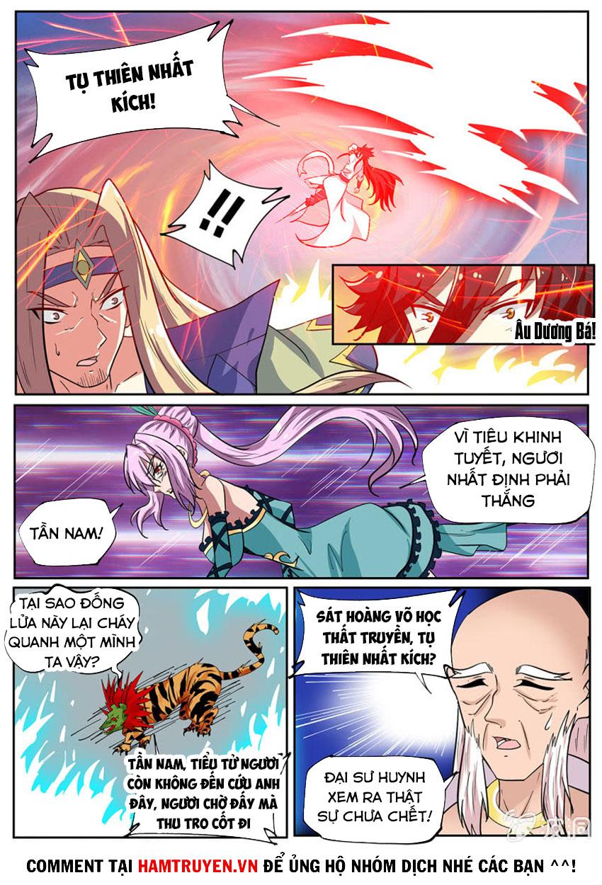 Tuyệt Thế Chiến Hồn chap 278 - Trang 4