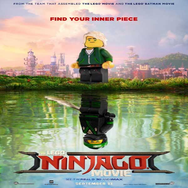 The LEGO NINJAGO Movie, The LEGO NINJAGO Movie Synopsis, The LEGO NINJAGO Movie Trailer, The LEGO NINJAGO Movie Review