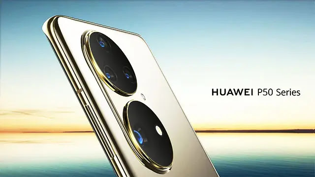 Huawei P50 الموعد الرسمي للإعلان عن النسخة العادية