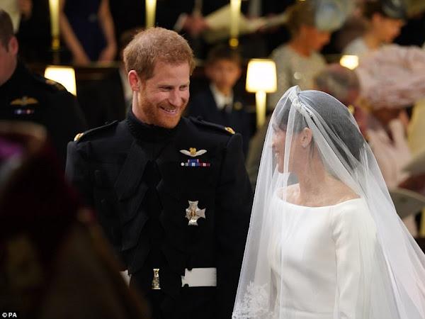 Ślub księcia Harry'ego i Meghan Markle - moje wrażenia z Windsoru.