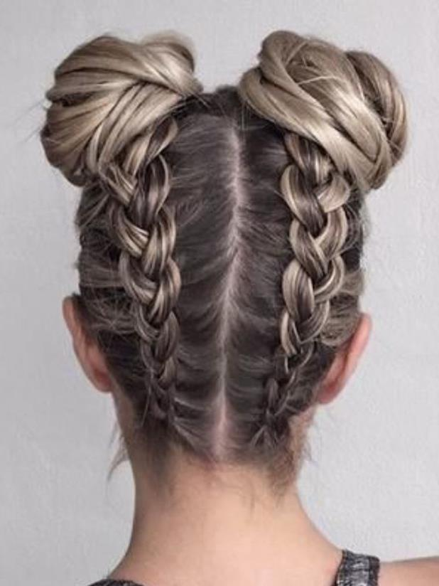 20 Cool Braided Hairstyles For Girls Daily Hairstyles Ideas Tips